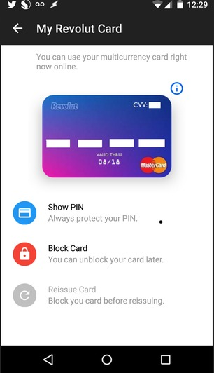 My experience with Revolut
