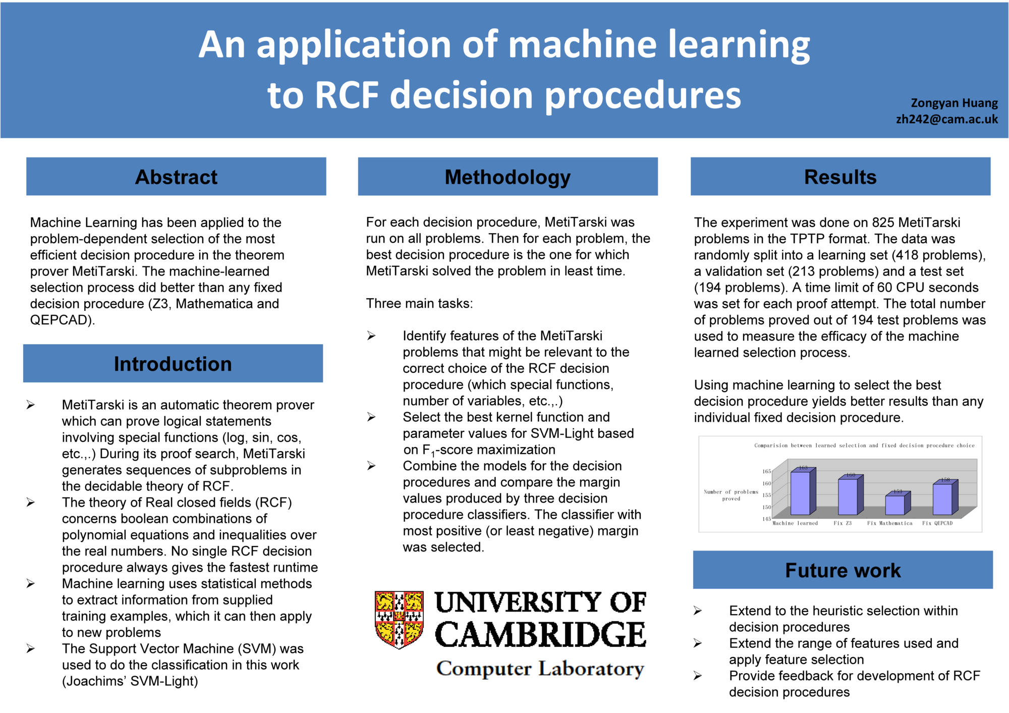 machine application