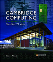 Cambridge Computing (book cover)