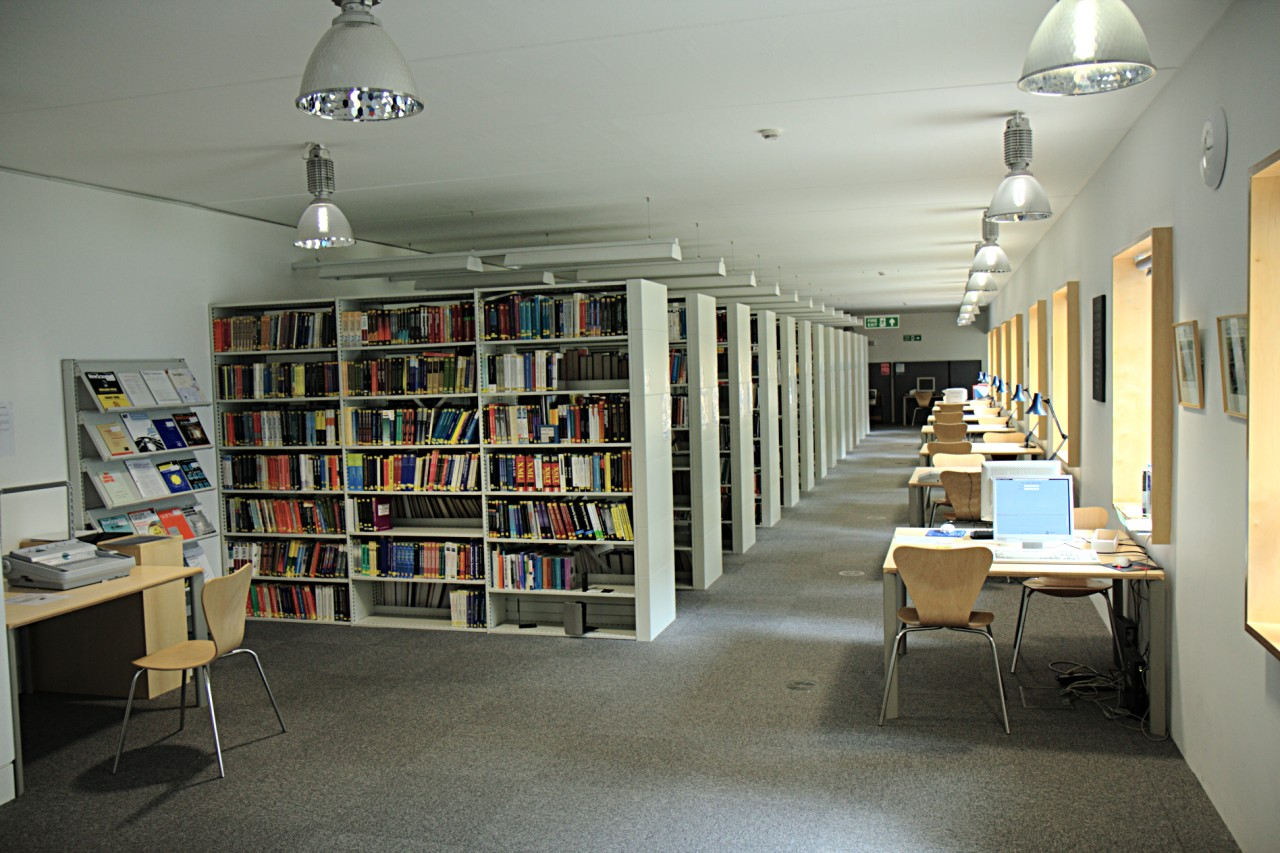 Reference Library Book Room