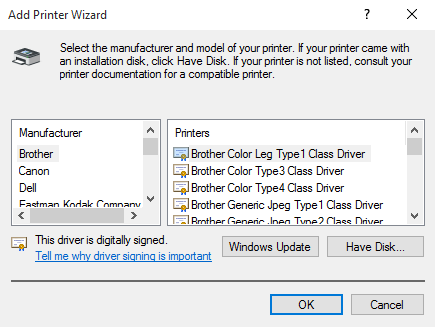 Install network printer powershell windows 7   Peatix