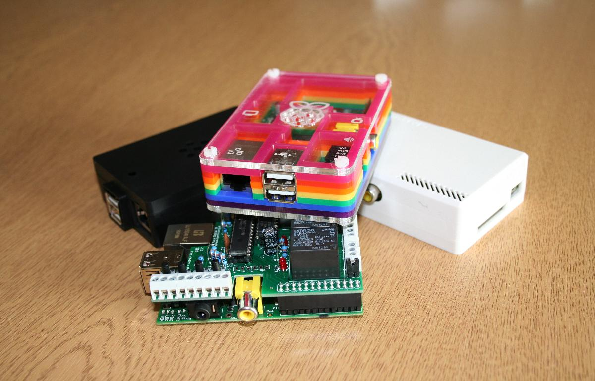 raspberry pi cool projects