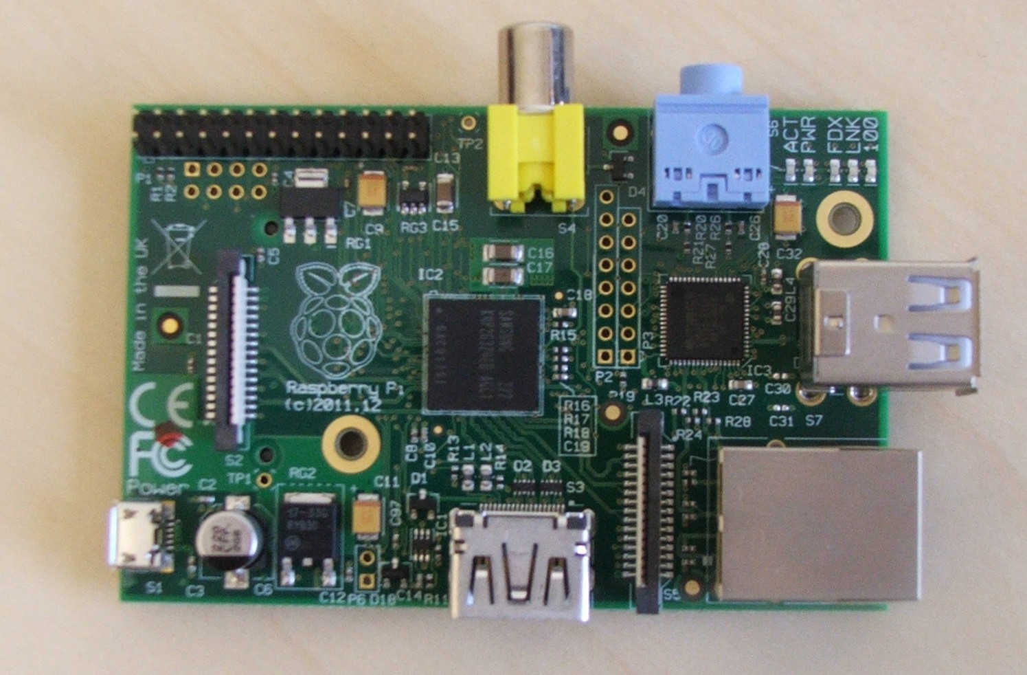 Basic Image Processing - Physical Computing with Raspberry Pi