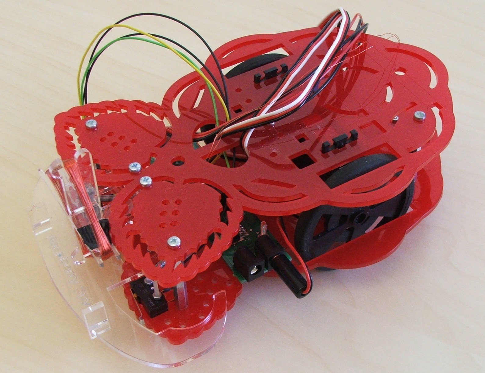 Robot Chassis - Physical Computing with Raspberry Pi