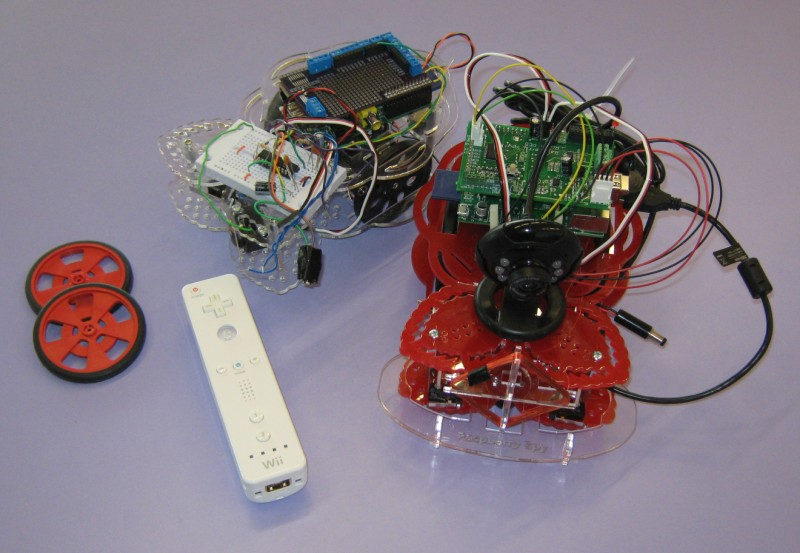 Home - Physical Computing with Raspberry Pi