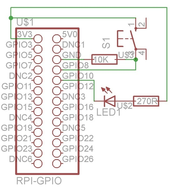 computer laboratory \u2013 raspberry pi section 2 gpio LED Connection Diagram 12 Pin Wire Diagram Led #13