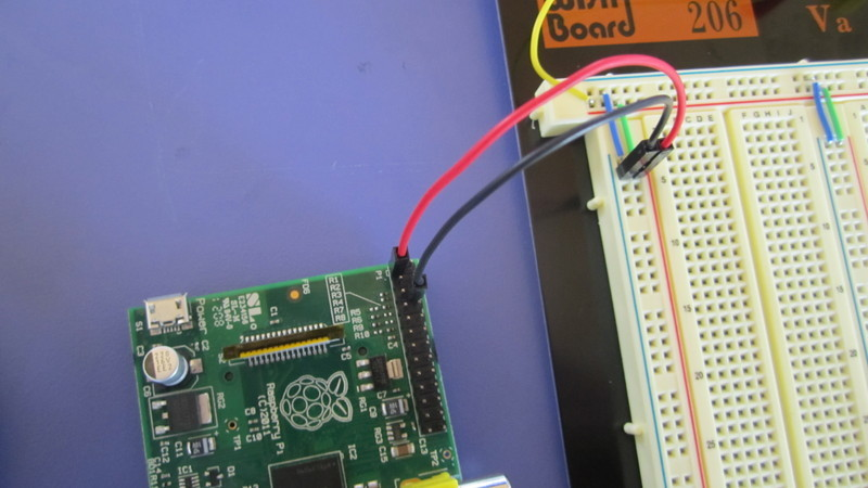 Department of Computer Science and Technology – Raspberry Pi
