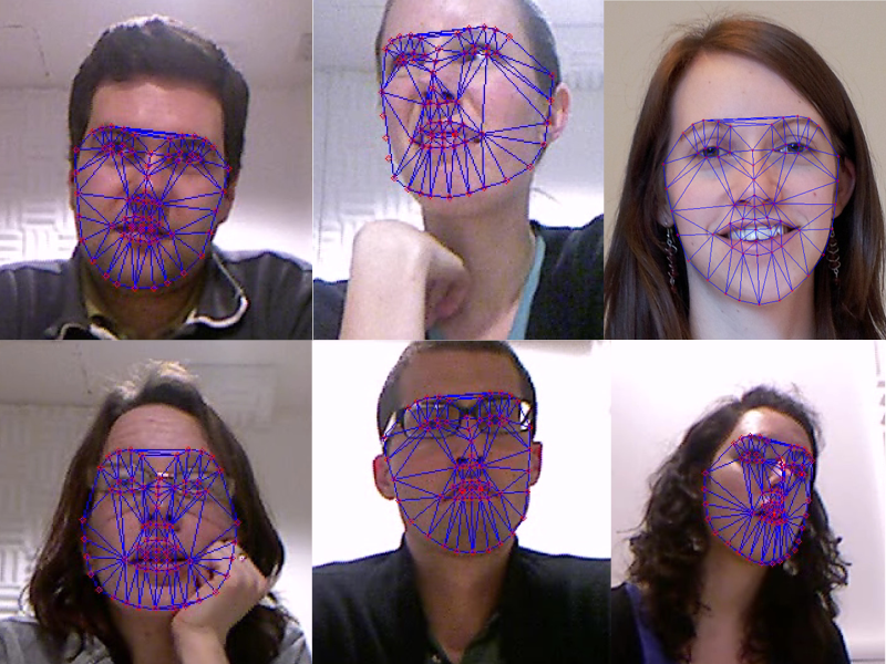 acheter populaire f6964 2153c Computer Laboratory – Face tracking: Facial tracking