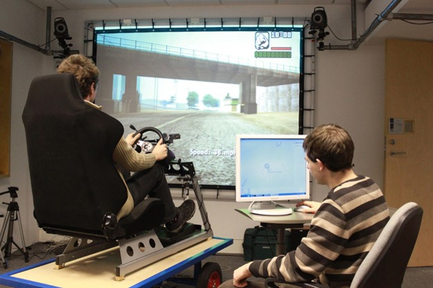 Computer Laboratory Enhancing Driver Experiences Through