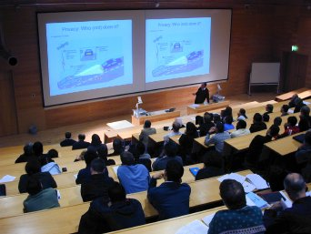 Wednesday Seminar in Lecture Theatre 1