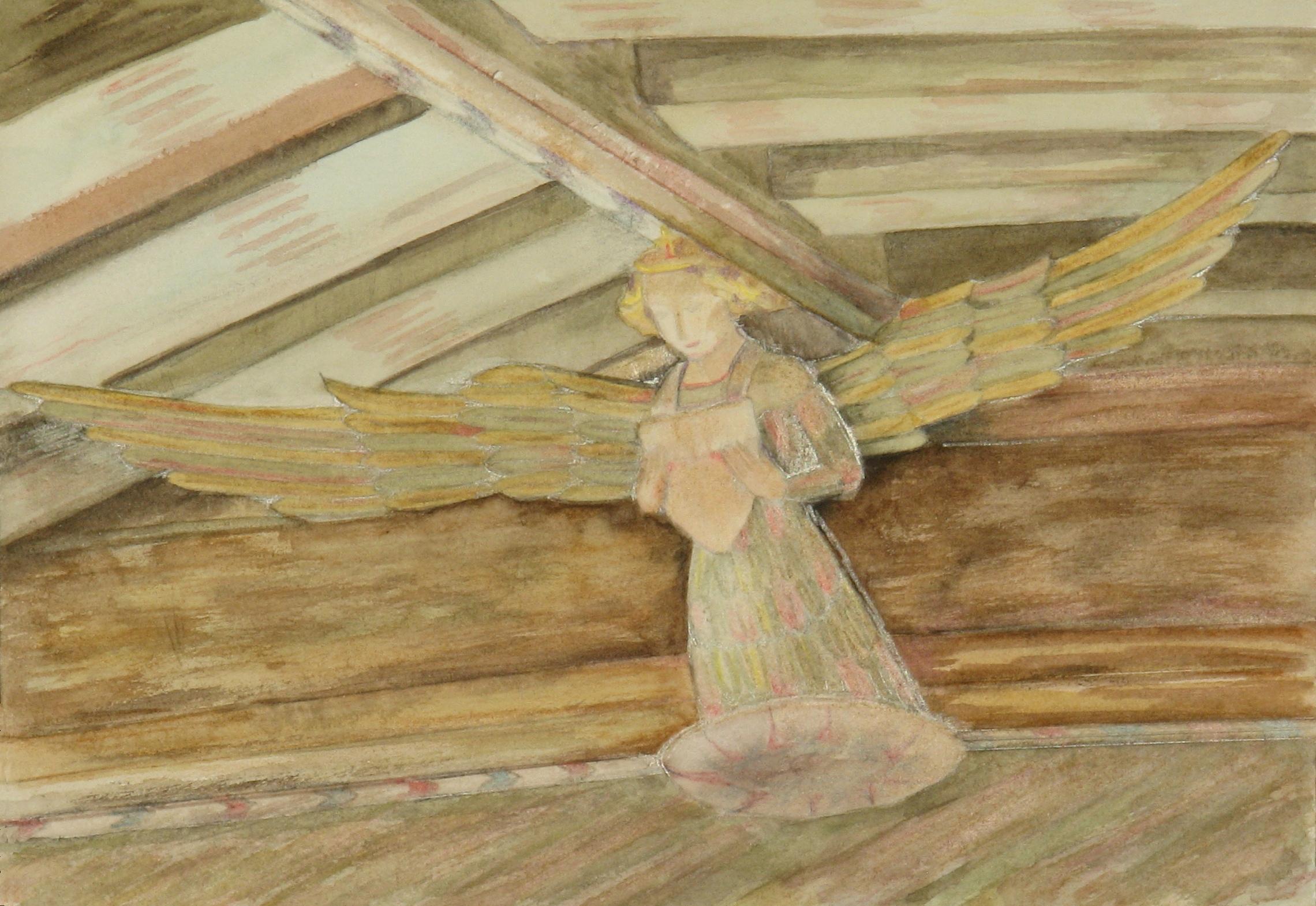 Ceiling Paintings Church paintings, 2008