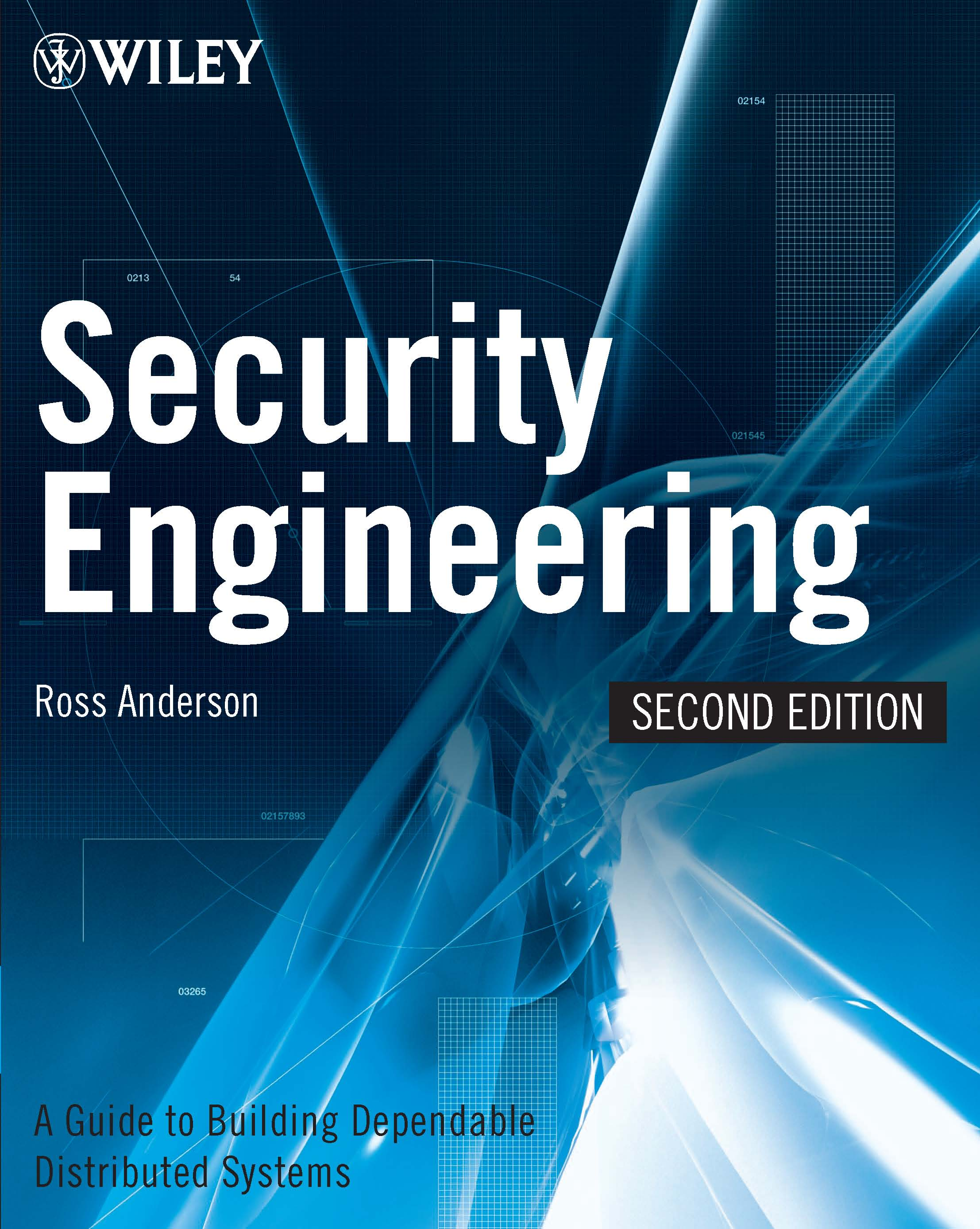Security engineering a guide to building dependable distributed cover fandeluxe Gallery